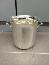Champagnerkühler Sektkühler 800 Silber 907 Gramm mit Löwen Punze