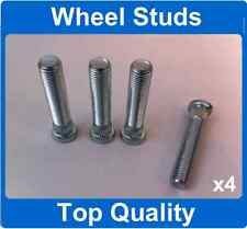 x4 M12 x 1.5 65mm LONG ALLOY WHEEL HUB STUD WHEEL FORD & OTHERS STUDSSPLINE
