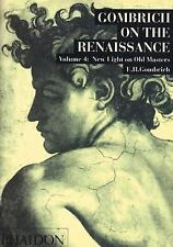 New Light on Old Masters Vol. 4 by E. H. Gombrich and Leonie Gombrich (1994,...