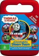 Thomas The Tank Engine And Friends - All Aboard With The Steam Team (DVD, 2005)