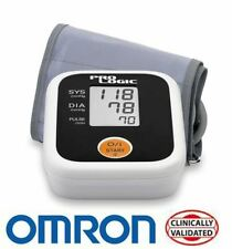 Omron Pro Logic PL100 Fully Automatic Upper Arm Blood Pressure Monitor M2 upgrde