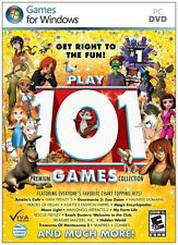 Play! 101 Premium Games Collection - Get Right to the Fun! Viva Media DVD-ROM