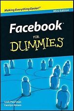 FACEBOOK For Dummies®, Mini Edition/Pocket Size/Cliff Notes New