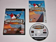 Tony Hawk's Pro Skater 3 Complete Game for PlayStation 2 System Console PS2