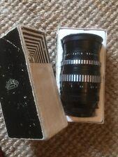 Vintage Camera Lens Meyer Optik Gorlitz Orestor 2.8/135 Still Boxed