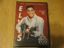 Elvis - The Complete Story (DVD, 2003)