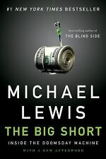 The Big Short : Inside the Doomsday Machine by Michael Lewis (2011, Paperback)