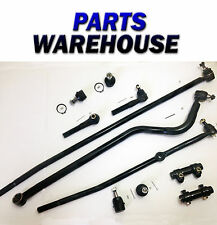 11 Pc Brand New Suspension And Steering Kit - Dodge Ram 1500 Ram 2500 1998-1999