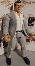 WWE Mr. Vince McMahon Jakks Pacific Wrestling Figur 2002 Titan Tron Live