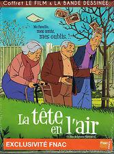 LA TÊTE EN L'AIR - IGNACIO FERRERAS - COFFRET DVD + BD - NEUF NEW