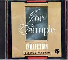 Joe Sample ‎– Collection Cd NM Austria issue 1991  GRP 96582
