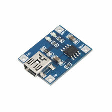 1 PC 5V Mini USB 1A Lithium Battery Charging Board TP4056 Charger Module DIY New