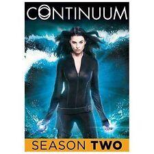 Continuum: Second Season 2nd (DVD, 2014, 3-Disc Set)