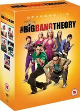 The Complete Big Bang Theory DVD Collection: Season 1, 2, 3, 4, 5 Special  New