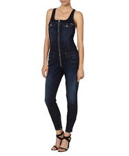 Diesel Jeomp dark blue denim jumpsuit L
