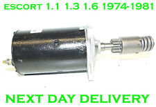 FORD ESCORT MK2 1.1 1.3 1.6 Inc RS 1974 1975 1976 to 1981 RMFD STARTER MOTOR