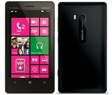 Nokia Lumia 810 8GB Black T-Mobile 4G LTE Smartphone