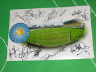 Torquay United Stadium Photograph Signed by the 2013/14 Squad - 14 Autographs!