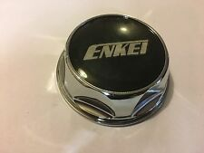 ENKEI CHROME SCREW ON CENTER CAP RARE CENTER CAP