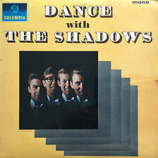 Dance With The Shadows     LP   33RPM     14 Tracks    33SX1619     EMI RECORDS