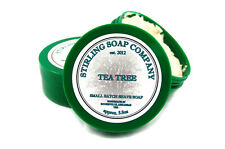 Stirling Soap Co. - Tea Tree Shave Soap