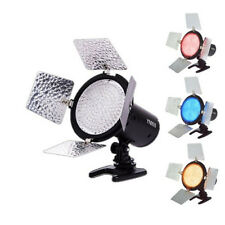 Yongnuo YN-168 YN168 LED Video Light Camcorder for Video &  DSLR Camera AA