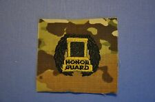 US ARMY EMBROIDERED BADGE MULTI CAM/OCP SEW ON TOMB OF THE UNKNOWN HONOR GUARD
