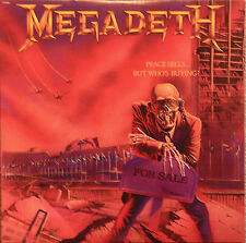 "MEGADETH ""PEACE SELLS BUT WHO´S BUYING"" LP VINYL NEW+ MAKE OFFER!"