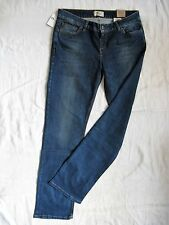 LTB Aspen Damen Blue Jeans W34/L32 Stretch low waist regular fit straight slim