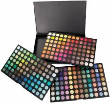 Costal Scent 252 Eye Shadow 3 Palette,Eyeshadow Eyeliner Complete Makeup Set Kit