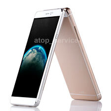"""6"""" Android 4Core 2Sim 3G GSM Mobile Smart phone Unlocked GPS Straight Talk AT&T"""