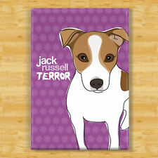 Jack Russell Terror Handmade Fridge Magnet Funny Dog Lovers Little Gift