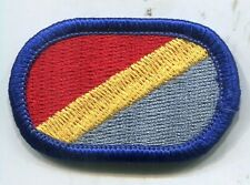 US Army HEADQUARTERS 82ND AVIATION REGIMENT AIRBORNE PATCH INSIGNIA Oval