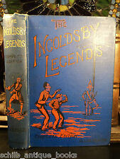 1889 Ingoldsby Legends Occult Esoteric GHOSTS Spirits Demons Witches ILLUSTRATED