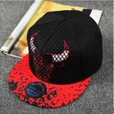 Cap Chicago Bulls Casquette Snapback Hiphop Black Gorras Baseball Hat