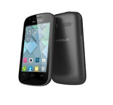 Alcatel OneTouch Pop C1 4015T Black At&t GSM Android Smartphone 4GB 2MP 3G