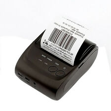 58mm Wireless Bluetooth USB Mobile POS Thermal Receipt Printer for IOS Android