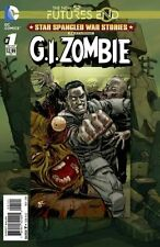 STAR SPANGLED WAR STORIES GI ZOMBIE FUTURES END  #1   NM   NEW  (3D COVER)