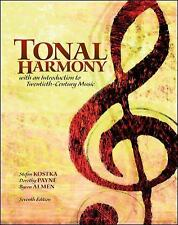 Tonal Harmony by Stefan Kostka PDF DROPBOX LINK NOT PHYSICAL