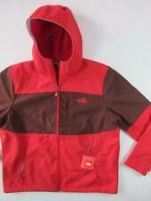 The North Face NEW Hybrid Windwall $179 Apex Bionic LND PRS Fleece XL Red Jacket