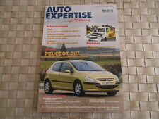 REVUE TECHNIQUE CARROSERIE AUTO EXPERTISE PEUGEOT 307 essence et diesel