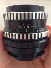 Biometar Carl Zeiss F2.8 80 mm PL-MOUNT LENS ARRIFLEX ARRI MOVIE CAMERA BMPCC