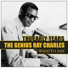 CD Ray Charles - The Early Years / What'd I Say / Import