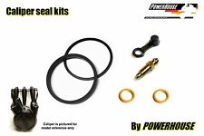 Yamaha RS 125 DX front brake caliper seal repair kit 1981 81