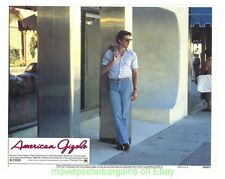AMERICAN GIGOLO Movie Poster LOBBY CARD Size MINT Complete Set RICHARD GERE 1980