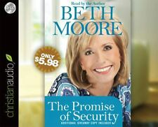 The Promise of Security by Beth Moore (2012, CD, Unabridged)