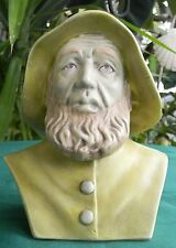 1982 Atlantic Mold Fisherman Sailor Figurine Statue Captain Vintage