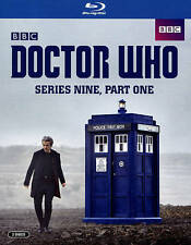 Doctor Who: Series 9, Part 1 (Blu-ray Disc, 2015, 2-Disc Set)