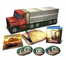 Texas Chainsaw Massacre: Complete Movie Series BluRay Limited Edition Boxed Set!