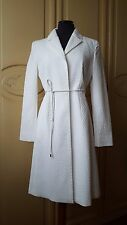 MAX MARA woman's cotton overcoat  EU/42-US/08